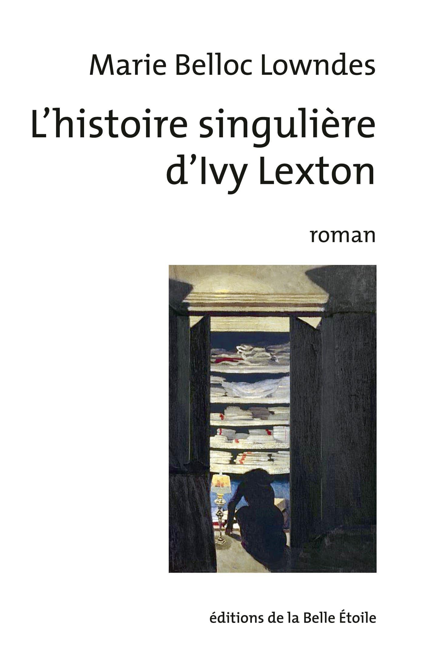 L'histoire singulière d'Ivy Lexton