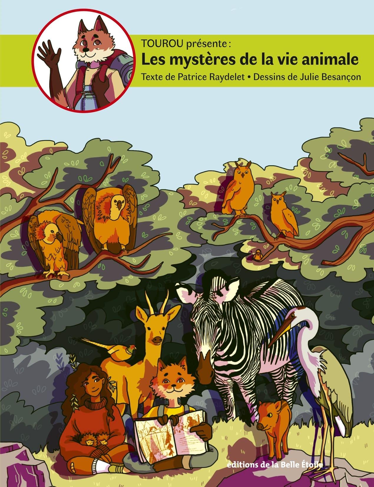 Les mystères de la vie animale – Tome 2