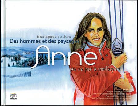 Anne, une vie pour la montagne