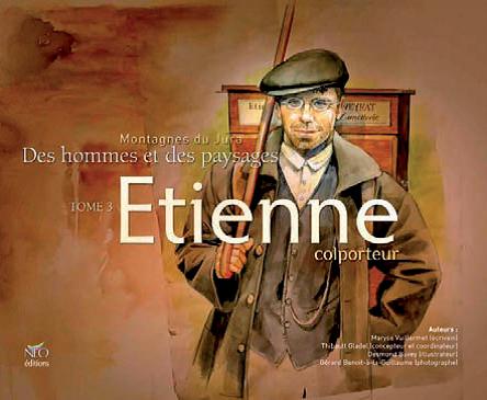 Étienne, colporteur
