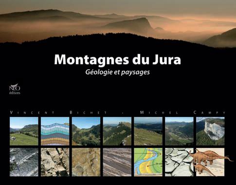 Montagnes du Jura Géologie et paysages